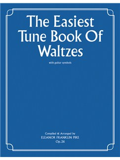 The Easiest Tune Books Of Waltzes Books | Piano & Guitar, with chord symbols
