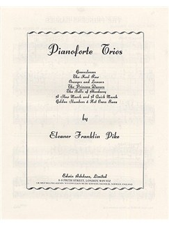 Ef Pike: The Princess Dances Books   Piano