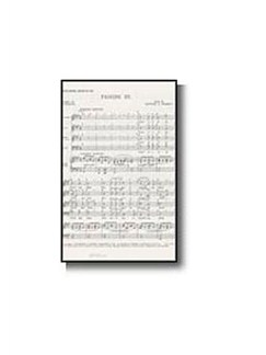Edward Purcell: Passing By (SATB) Libro | SATB, Acompañamiento de Piano