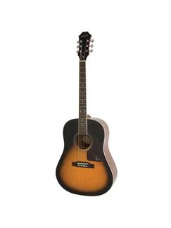 Epiphone AJ-220S Vintage Sunburst Instruments | Acoustic Guitar