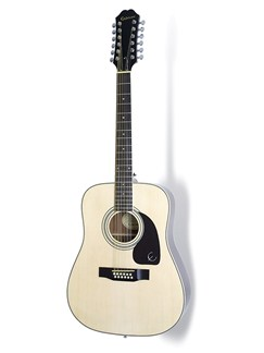 Epiphone: DR-212 12-String Dreadnought Instruments | 12-String Guitar