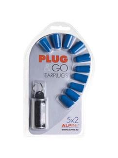 Alpine: Plug And Go Ear Plugs - 5 Pairs  |