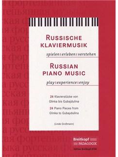 Großmann: Russian Piano Music Books | Piano