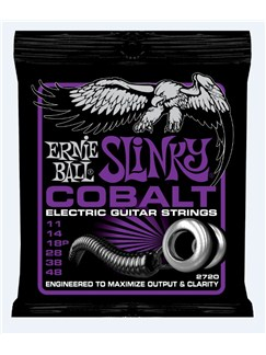 Ernie Ball: Cobalt Power Slinky 11 - 48  | Electric Guitar