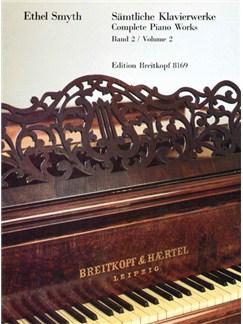 Ethel Smyth: Sämtliche Klavierwerke Heft 2 Books | Piano