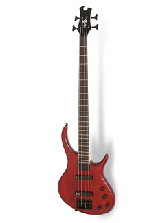 Epiphone: Toby Deluxe IV Bass Guitar - Walnut Instruments | Bass Guitar