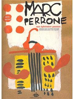 Marc Perrone: Son Ephemère Passion Books | Accordion