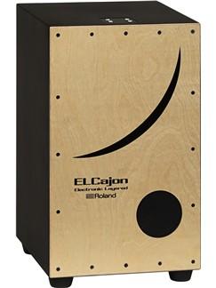Roland: EC10 EL Cajon - Electronic Percussion Instruments | Cajon
