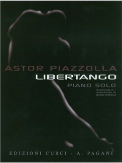 Astor Piazzolla: Libertango Books | Piano