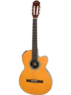 Epiphone: SST Classic 1.75 Electro-Classical Guitar Instruments | Electro-Classical Guitar
