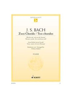 J.S. Bach: Two Chorales Books | Piano