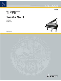 Michael Tippett: Sonata No.1 Books | Piano