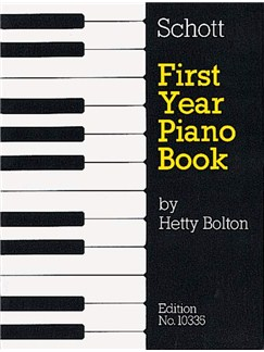 First Year Piano Book Books | Piano Accompaniment