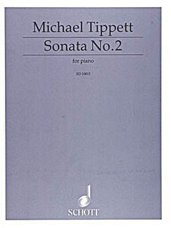 Michael Tippett: Sonata No.2 Books | Piano
