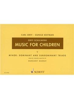 Music For Children Bk 5 Ed Murray Books |