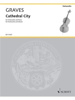 John Graves: Cathedral City Books | Cello, Piano Accompaniment