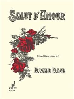 Edward Elgar: Salut D'amour (Piano Solo) Books   Piano