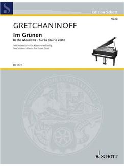 Im Grunen Op 99 Pd Books | Piano