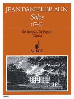 Solos 1740 Books | Bassoon