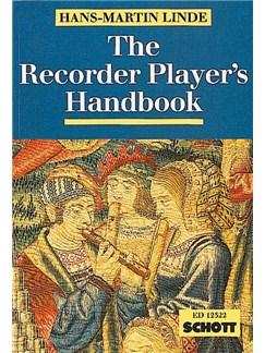 The Recorder Player's Handbook - Hans-Martin Linde Books |