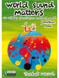 World Sound Matters Teachers/Pupils Questions Books |