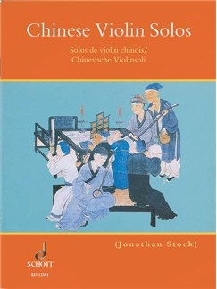 Chinese Violin Solos Books | Violin