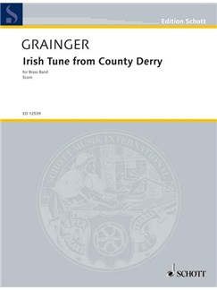 Percy Aldridge Grainger: Irish Tune From County Derry (Brass Band) Books | Brass Band