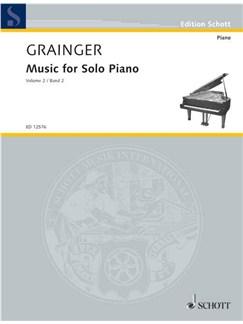 Percy Grainger: Music For Solo Piano - Volume II Books | Piano
