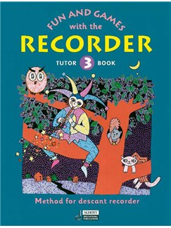 Fun And Games With Recorder: Descant Tune Book 3 Books | Recorder
