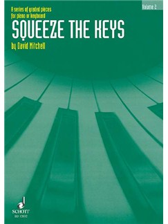 Squeeze The Keys Bk 2 Books | Piano