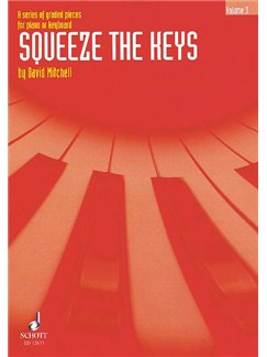 Squeeze The Keys Bk 3 Books | Piano