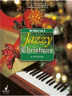 We Wish You A Jazzy Christmas Easy Piano Books | Piano
