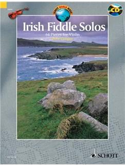 Irish Fiddle Solos Book/CD Books | Violin