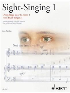 John Kember: Sight-Singing 1 Books | Voice