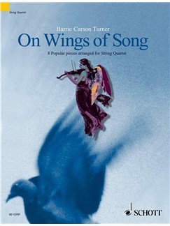 On Wings Of Song Books | String Quartet