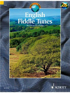 English Fiddle Tunes - 99 Traditional Pieces For Violin Books and CDs | Violin