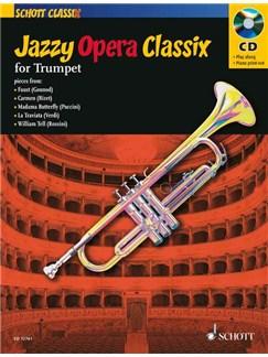 Jazzy Opera Classix - Trumpet Books and CDs | Trumpet