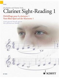 John Kember: Clarinet Sight-Reading 1 Books | Clarinet