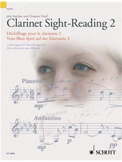 Clarinet Sight-Reading Books | Clarinet
