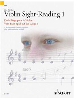 John Kember/Roger Smith: Violin Sight-Reading 1 Books | Violin