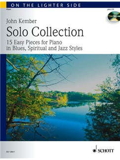 John Kember: Solo Collection Books | Piano