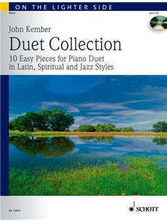 John Kember: Duet Collection Books | Piano Duet