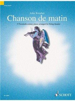 Chanson De Matin Pieces 8 Arr Kember Sc/Pts Books |