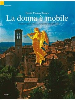 La Donna E Mobile Books | String Quartet