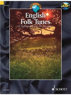English Folk Tunes For Accordion Books and CDs | Accordion