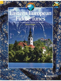 Eastern European Fiddle Tunes Books and CDs | Violin