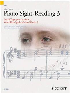 John Kember: Piano Sight-Reading 3 Books | Piano