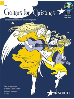 Guitars For Christmas Books and CDs | Guitar