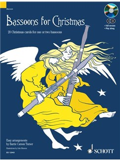 Bassoons For Christmas Books and CDs | Bassoon (Duet)