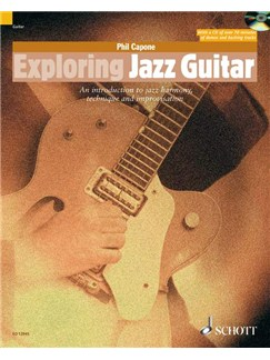 Phil Capone: Exploring Jazz Guitar Books and CDs | Guitar